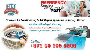AC Repair Services Springs Dubai