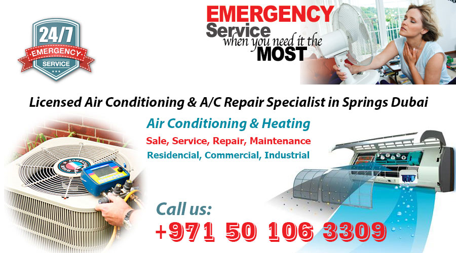 AC Repair Services Springs Dubai