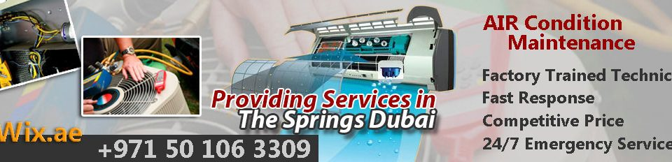 FixWix AC Repair Services springs Dubai