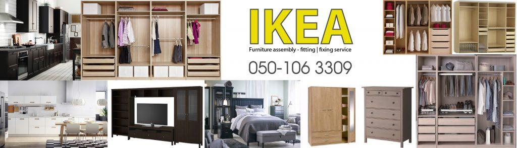 Ikea Furniture Assembly Fitting Fixing Services Dubai