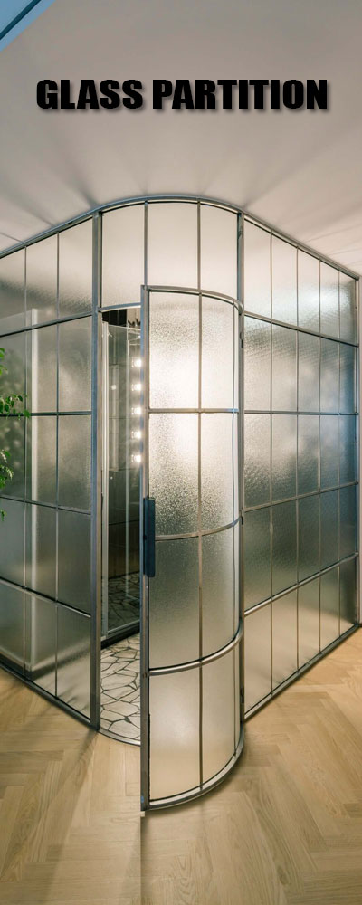 Custom-Office-Glass-Partition